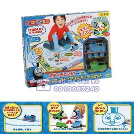 ★衛立兒生活館★上誼文化 Aqua doodle湯瑪士創意塗鴉組 雙火車變身版(09081753)