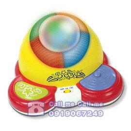 ★衛立兒生活館★HAP-P-KID 小小學習家玩具 搖滾歡樂鼓 0