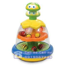 ★衛立兒生活館★HAP-P-KID 小小學習家玩具 轉轉小蜜蜂 0