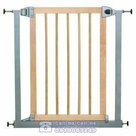 ★衛立兒生活館★Lindam-木質雙向開關門護欄