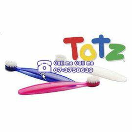 ★衛立兒生活館★RADIUS TOTZ寶寶牙刷/18M+(顏色隨機出貨)