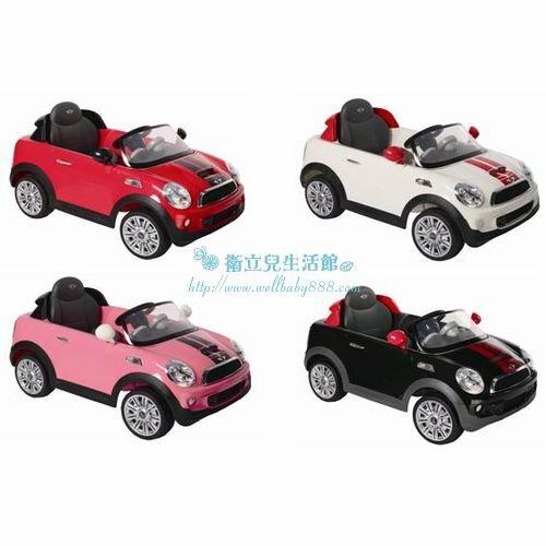 2014年新版Mini CooperS 遙控電動車W456EQ(黑/白/紅/粉)★衛立兒生活館★