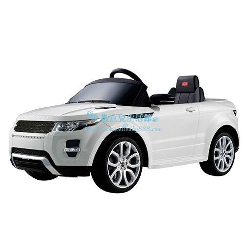 ★衛立兒生活館★馬克文生Land Rover Evoque 路華電動玩具車81400~現貨