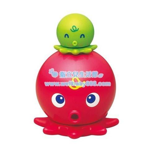 ★衛立兒生活館★Toyroyal樂雅洗澡玩具-章魚TF7171