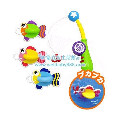 ★衛立兒生活館★Toyroyal樂雅 洗澡玩具 / 釣釣樂 TF7195 0