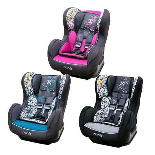 ~衛立兒 館~NANIA 納尼亞0~4歲安全汽座 珊瑚黑  珊瑚藍  珊瑚桃色  安全座椅