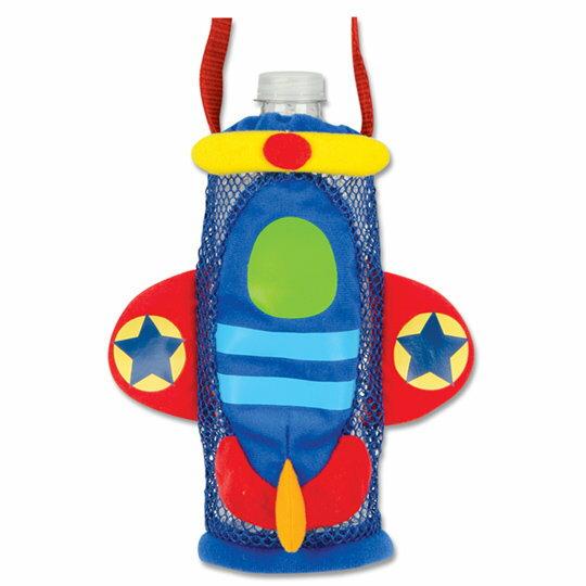★衛立兒生活館★Stephen Joseph 兒童造型水壺袋-飛機