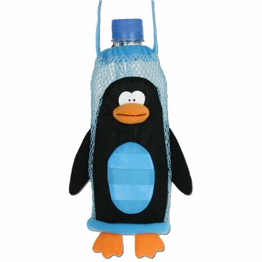 ★衛立兒生活館★Stephen Joseph 兒童造型水壺袋-企鵝