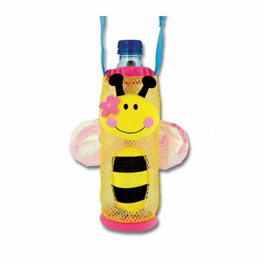 ★衛立兒生活館★Stephen Joseph 兒童造型水壺袋-蜜蜂
