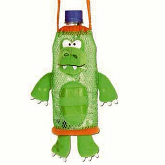 ★衛立兒生活館★Stephen Joseph 兒童造型水壺袋-鱷魚
