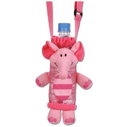 ★衛立兒生活館★Stephen Joseph 兒童造型水壺袋-粉紅象