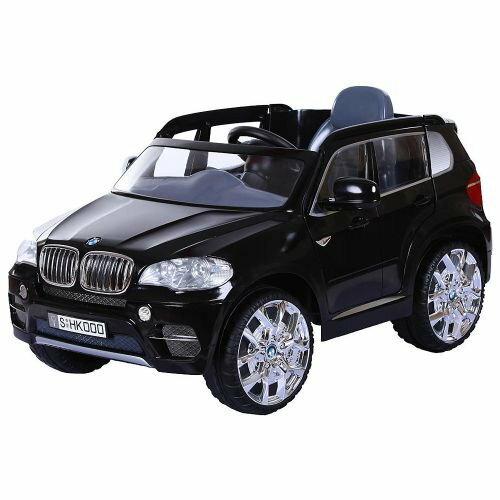 韓國高階版BMW X5 兒童電動車-黑色(雙馬達)★衛立兒生活館★