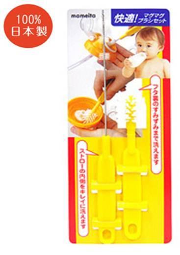 ★衛立兒生活館★東京西川 GMP Baby-吸管&溝槽刷 - 限時優惠好康折扣