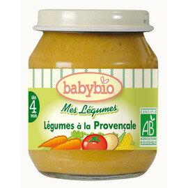 ★衛立兒生活館★法國Babybio寶寶蔬菜泥系列-有 機新普羅旺斯鮮蔬泥130g