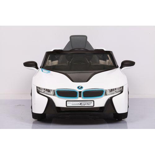 BMW-I8兒童電動車-白色(附遙控)-LW480QG(雙驅)★衛立兒生活館★07070290