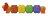 ★衛立兒生活館★K's Kids 奇智奇思-彩色安全積木—有趣的字母 - 限時優惠好康折扣