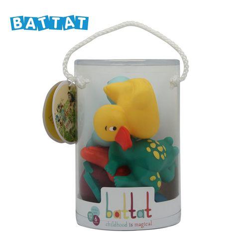 美國【B.Toys】洗澡玩具-水族館_Battat系列★愛兒麗婦幼用品★