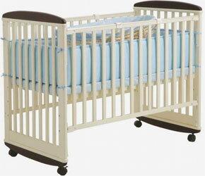 ★衛立兒生活館★優生房Sweet baby水鑽白色嬰兒大床(V-C305) - 限時優惠好康折扣