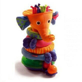 ~衛立兒 館~Tiny Love智愛 大象音樂堆疊樂 TL15003