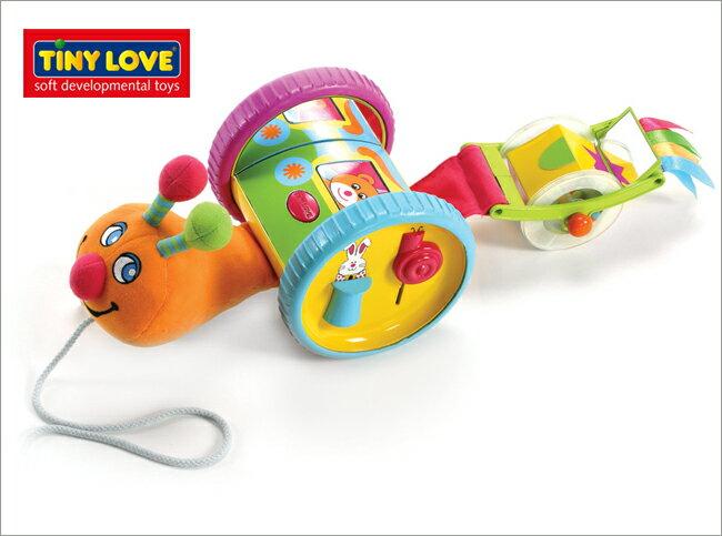 ~衛立兒 館~Tiny Love智愛 好朋友跟我走拖曳玩具 TL1043010