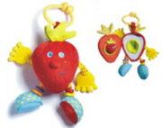 ★衛立兒生活館★Tiny Love智愛 可愛水果玩偶-草莓(TL11065) - 限時優惠好康折扣