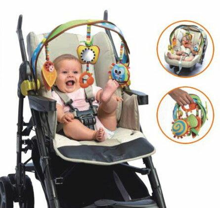 ★衛立兒生活館★Tiny Love智愛 嬰兒車音樂玩具-森林地(TL14031) - 限時優惠好康折扣