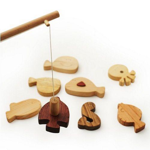 ★衛立兒生活館★Soopsori 全腦開發.原粹木積木-磁性積木系列 天才小釣手