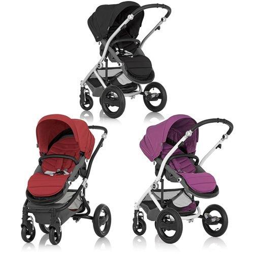 ★衛立兒生活館★Britax--Affinity 四輪雙向嬰兒手推車-BX00370