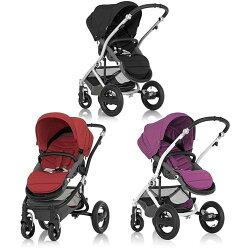 Britax--Affinity 四輪雙向嬰兒手推車-BX00370★衛立兒生活館★