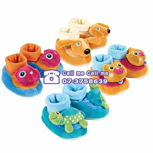 ★衛立兒生活館★OOPS瑞士 寶貝寶寶鞋-10cm(大熊/貓咪/帕比/烏龜)