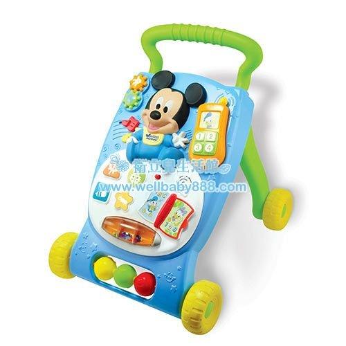 Disney 迪士尼-寶寶學習車★衛立兒生活館★