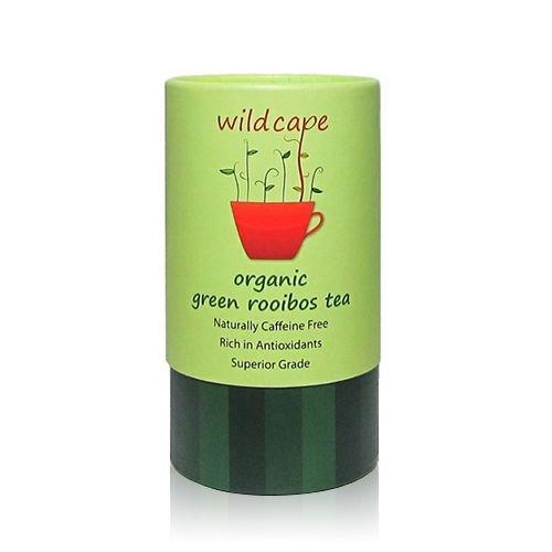 ★衛立兒生活館★南非國寶茶Wild Cape 野角南非博士綠茶-40包/罐