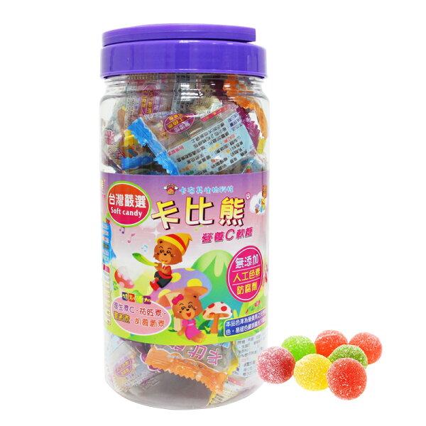 【醫康生活家】卡比熊營養C軟糖