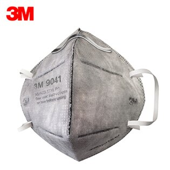 3M口罩90419042活性碳口罩(單入)耳戴式防二手煙.油煙.異味.水性油漆.霧霾pm2.5戴眼鏡不會起霧