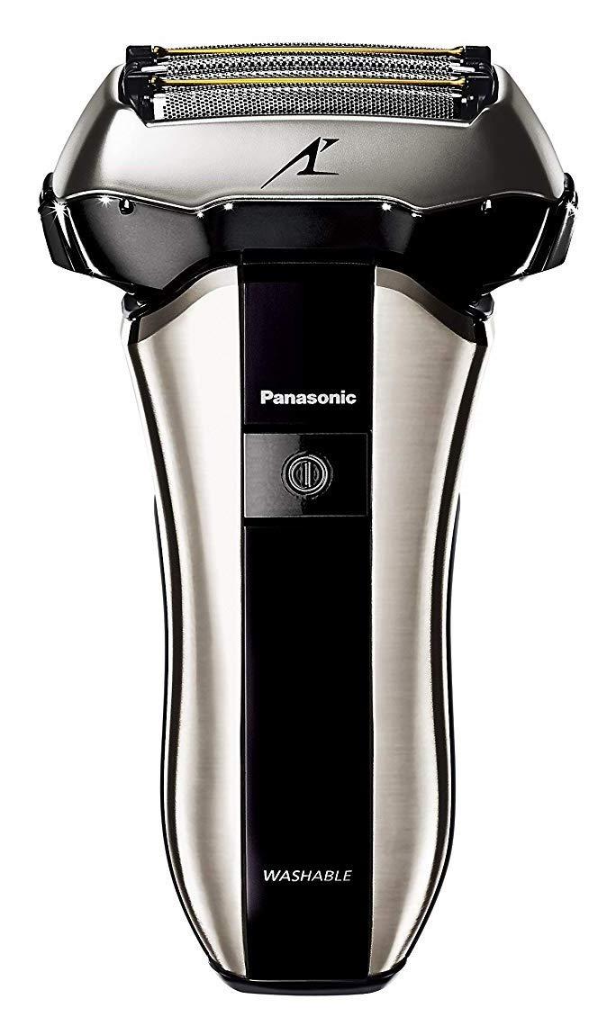 嘉頓國際 國際牌 PANASONIC 日本製【ES-CV70】三段電量顯示 五刀片  國際電壓 電鬍刀 水洗 1