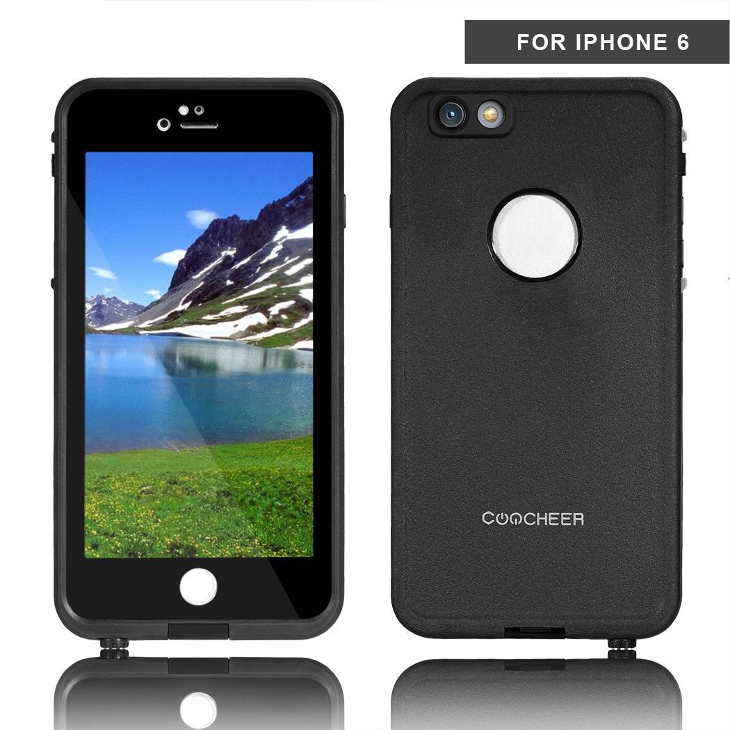 Waterproof Shock Proof Anti-dirty Durable Protection Hard Case For iPhone 6/6s/6plus/6plus S 5