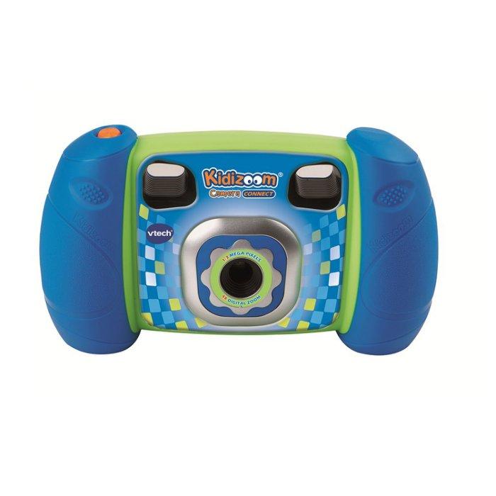 易集GO商城- 代購~VTech 兒童數位相機(多種相片拍攝特效.可拍攝動態影片)-105108(代購商品下標詢問現貨)