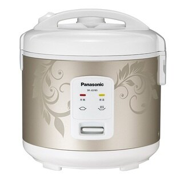 Panasonic國際牌10人份機械式電子鍋SR-JQ185