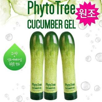 韓國 Phyto Tree 夏季保濕 補水 黃瓜凝膠/凝露 250ML ☆真愛香水★