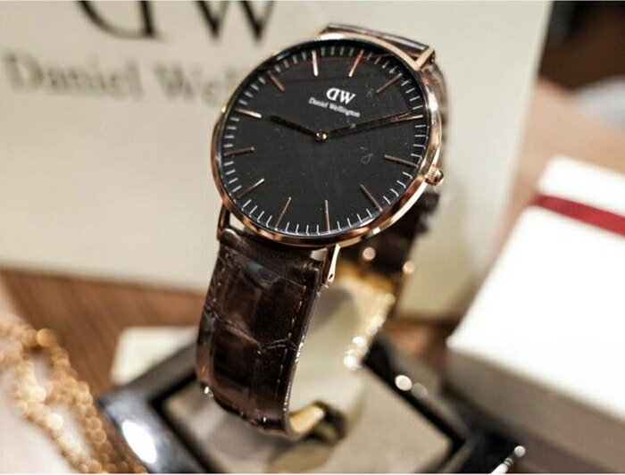 DANIEL WELLINGTON DW 瑞典精品錶