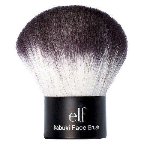 【彤彤小舖】美國彩妝品牌 e.l.f. Kabuki Face Brush 蜜粉刷 蘑菇刷 舞妓刷 型號 #85011