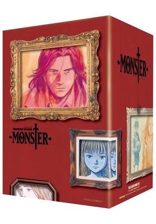 MONSTER怪物完全版(首刷盒裝版)1+2
