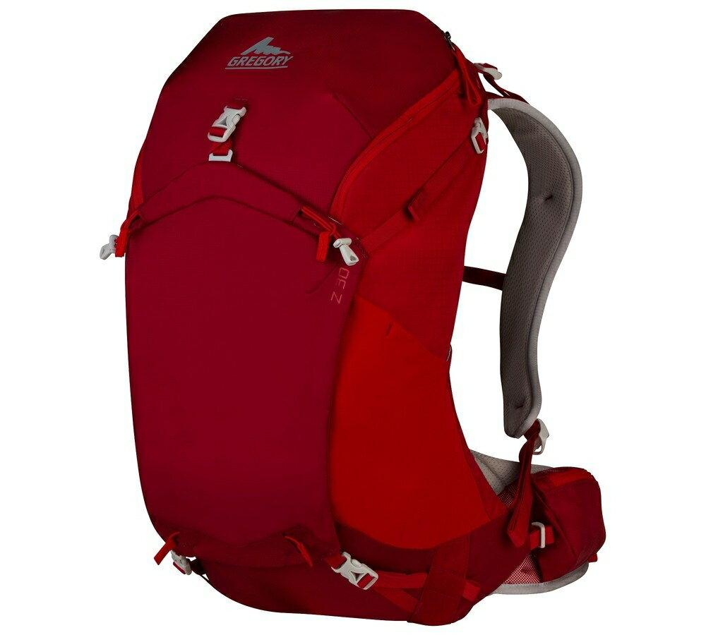 ├登山樂┤美國GREGORY  Z30 專業登山背包 紅藍黑三色可選#65630/65631 (69折大特價)