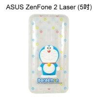 小叮噹週邊商品推薦哆啦A夢透明軟殼 [微笑] ZenFone 2 Laser ZE500KL Z00ED (5吋) 小叮噹【正版授權】