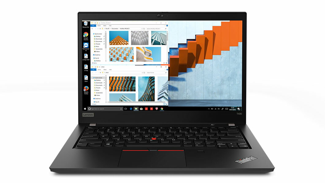 "Lenovo ThinkPad T490 14"" Laptop (Quad i5/ 8GB/256GB SSD)"