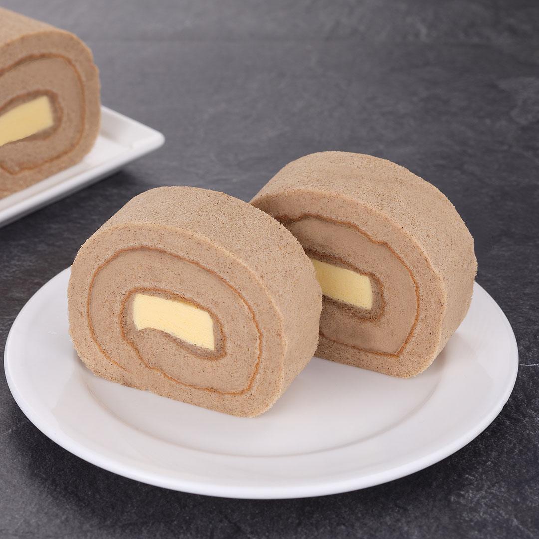 台灣必喝飲品(布丁奶茶)的蛋糕化身-奶茶甜心[不二緻果 原高雄不二家]港都80年老店 1