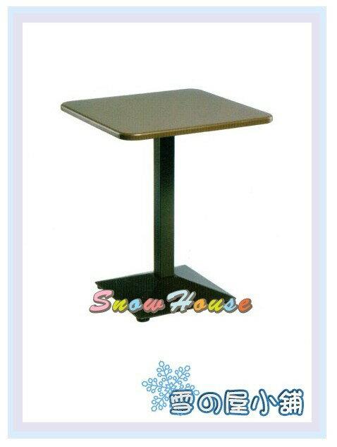 ╭☆雪之屋居家生活館☆╯AA838-07/12 烤黑方盤S餐桌/飯桌/置物桌/咖啡桌/二色可選