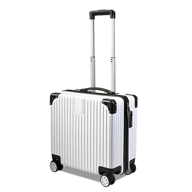 行李箱ins網紅輕便小型拉桿密碼旅行箱子女小號20男18寸韓版抖音YYJ