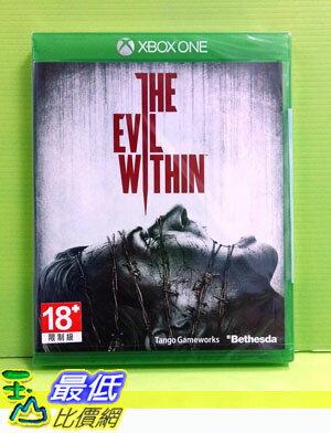 (刷卡價) XBOXONE 邪靈入侵 The Evil Within 亞洲 英文版