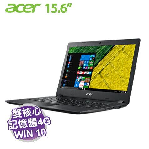 acer A315-31-P818【N4200/4G/1TB/15.6吋/W10】+acer原廠包包及滑鼠